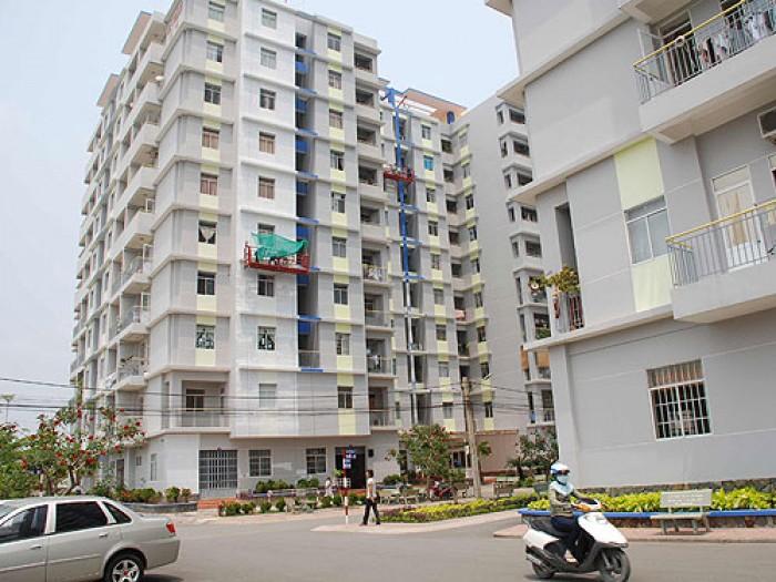 Cần bán gấp căn hộ Lê Thành - An Dương Vương , Dt 67m2 , 2 phòng ngủ ,nhà rộng thoáng mát ,sổ hồng ,giá bán 850tr