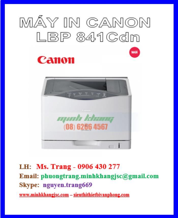 may in canon 841 cdn0