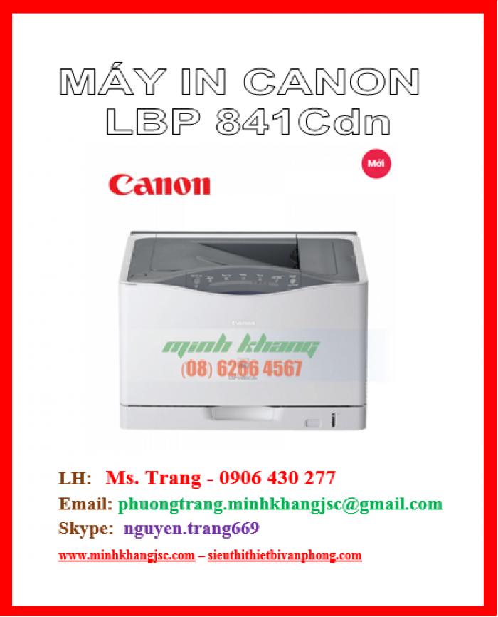 may mau canon 841cdn1