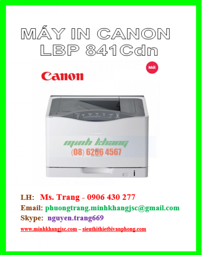 canon 841 cdn3