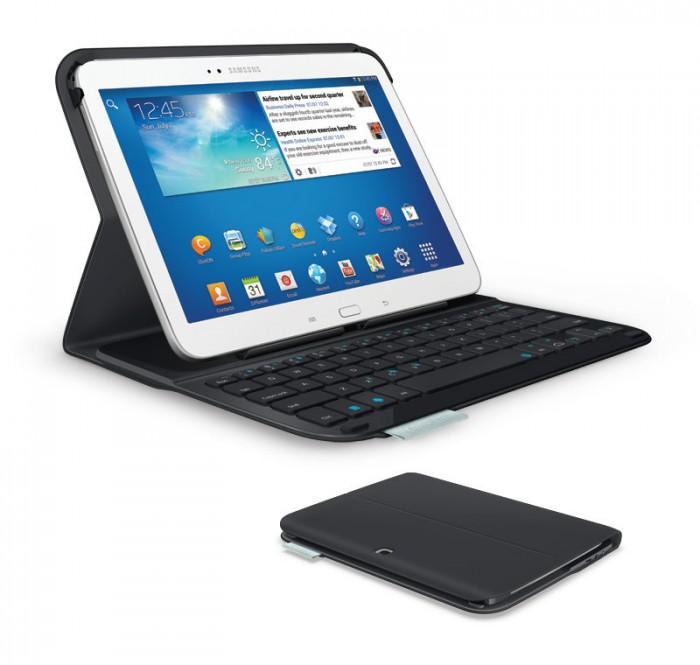 Kích thước lớn 9.7 inch thoải mái khi làm việc như laptop