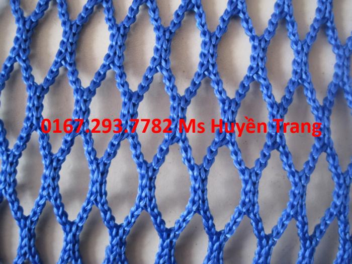 Lưới an toàn sản xuất theo tiêu chuẩn hàn quốc mắt 2.5cm hoặc 5cm, 2