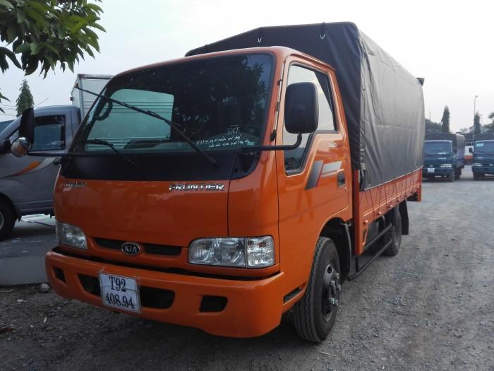 Cần bán xe tải KIA K165 thùng mui bạt