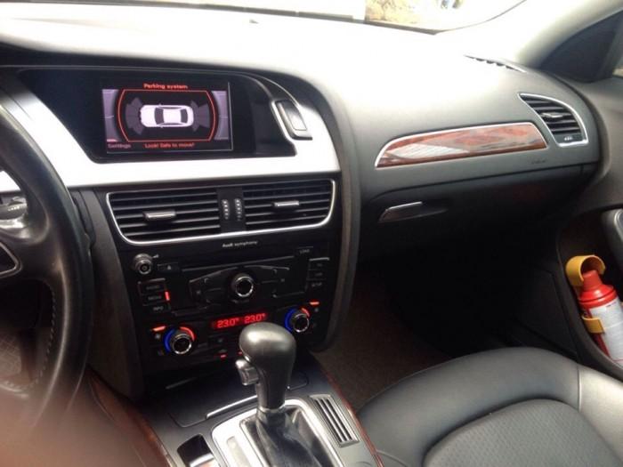 Cần bán xe ôtô Audi đời 2010 chính chủ màu xám 2