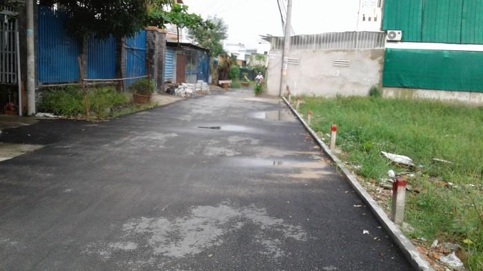 Bán Đất Tại Hẻm 808 Quốc Lộ 13 Hiệp Bình Phước Gía 20.5 Triệu/m2.