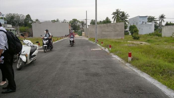 Đất Nền Giá Rẻ Gần Ubnd Phước Tân. 120tr/Nền.