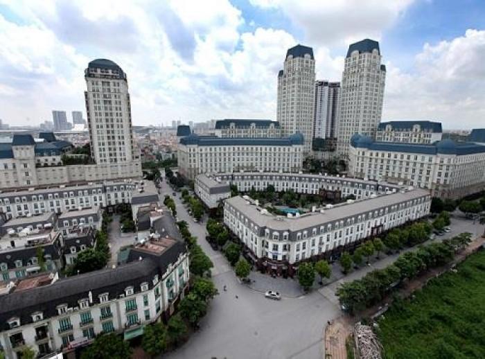 Nhà liền kề sổ đỏ chính chủ, mặt đường Trần Văn Lai, 81m2x5 tầng