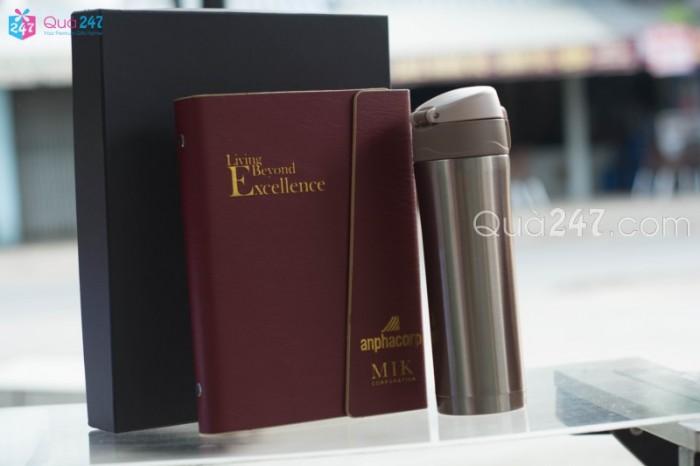 Bộ giftset 04 quà tặng cao cấp dành cho đối tác số lượng lớn giá cực tốt1