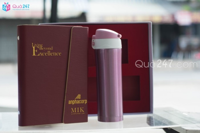 Bộ giftset 04 quà tặng cao cấp dành cho đối tác số lượng lớn giá cực tốt3