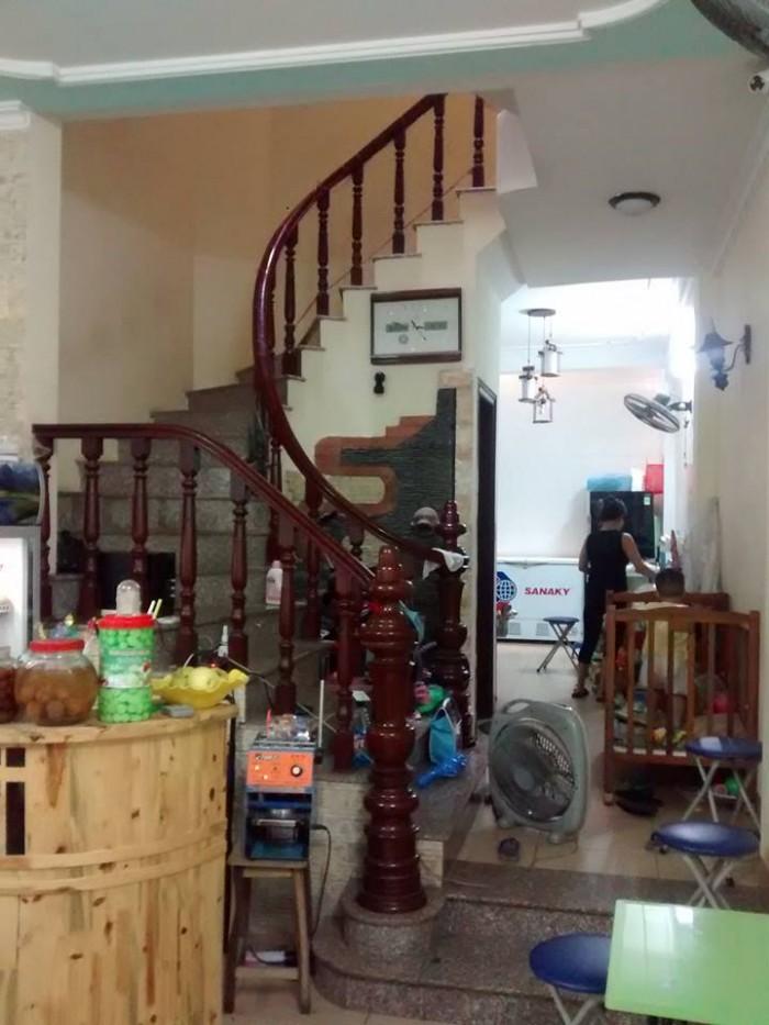 Bán Nhà Kinh Doanh Ăn Lên Làm Ra, Ô Tô Đỗ Cửa Tại Minh Khai!