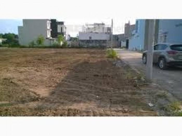 Bán gấp lô đất Bình Tân gần chợ Bình Thành SHR, đường 10m 22tr/m2.