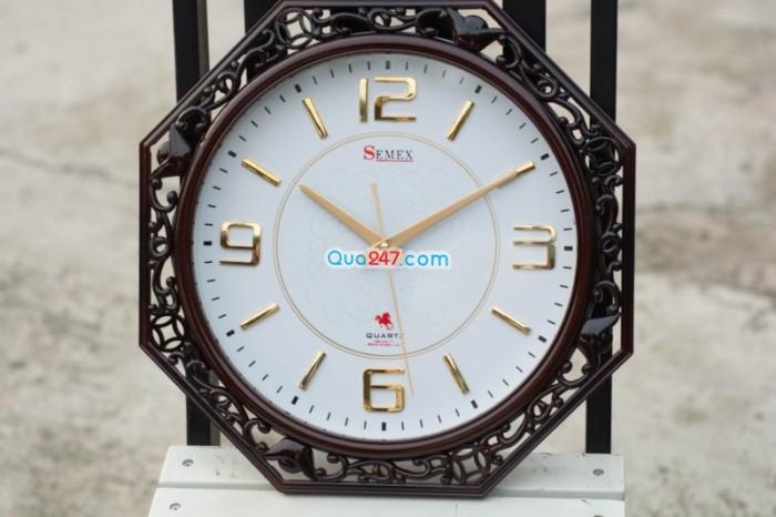 Đồng hồ treo tuờng 21 sang trọng in ấn quảng cáo theo yêu cầu giá tốt, 2