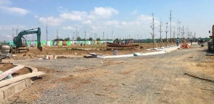Đất QL 1 A ngay trung tâm thị trấn cơ hội đầu tư cực tốt 215 triệu 64m2