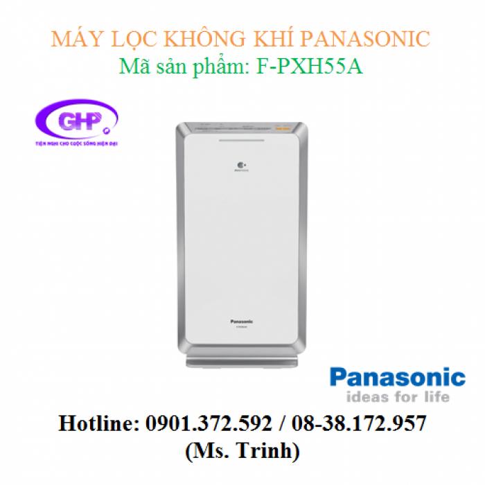 Máy lọc không khí Panasonic F-PXH55A chính hãng