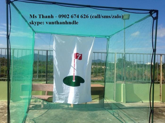 Khung lưới mini golf