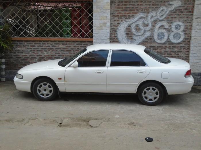 Cần bán Mazda 626 1996 nhập nguyên chiếc