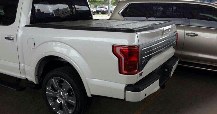 Ford F150 Limited 2016 nhập Mỹ, giao ngay. Màu trắng 1
