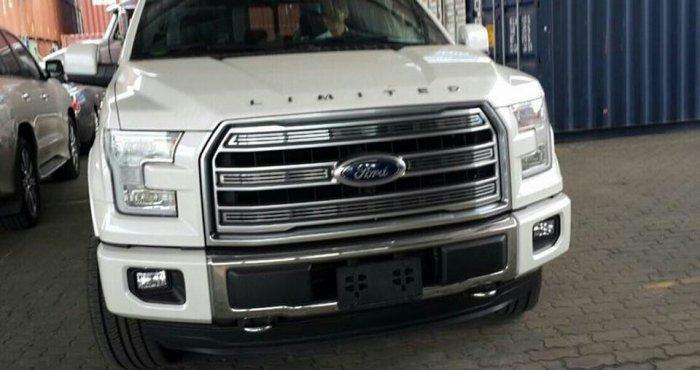 Ford F150 Limited 2016 nhập Mỹ, giao ngay. Màu trắng 4