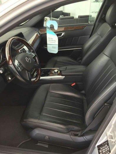 Mercedes E400 2013 màu bạc giao ngay