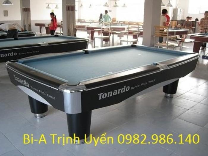 Cung cấp bàn bi a Aileex, Tonardo, AVS và hàng liên doanh Việt Nam