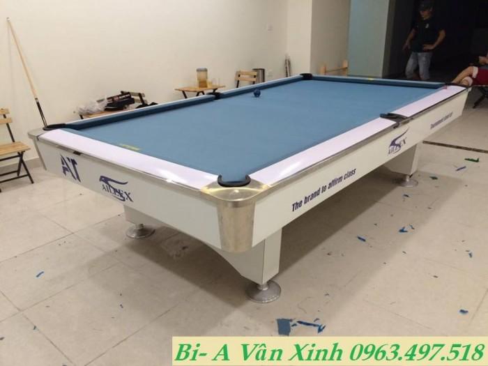 Cung cấp bàn bi a Aileex, Tonardo, AVS và hàng liên doanh Việt Nam…