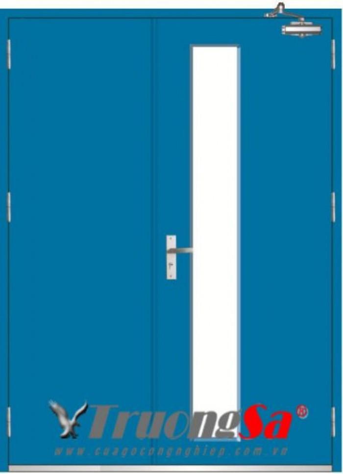 Cửa bao gồm: Cánh + Khung Bao + Phủ Vân Gỗ Hoàn Thiện.  Kích thước tiêu chuẩn: 800 x 2.100mm hoặc 900 x 2.200mm (Hoặc theo kích thước Khách Hàng yêu cầu)4