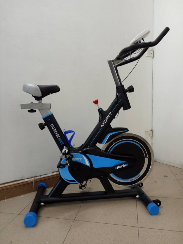 Xe đạp tập thể dục tại nhà mhs 600 giao hàng miễn phí