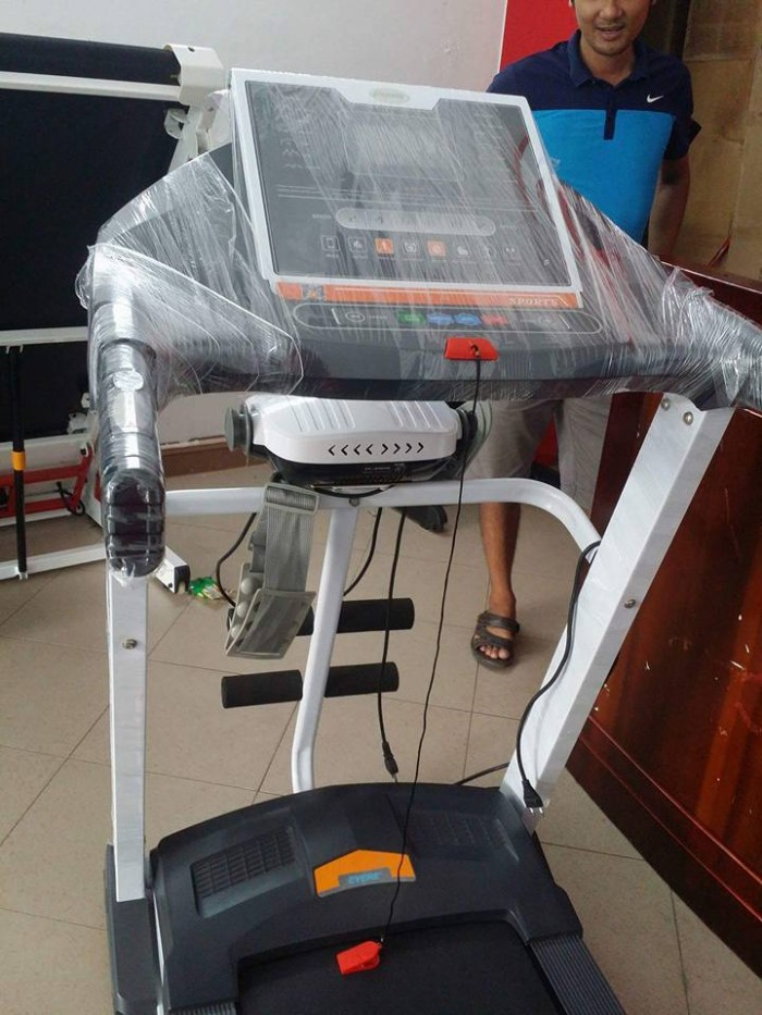 1. Thông số kỹ thuật của máy chạy bộ điện Động Lực DL-013 Dòng máy:...