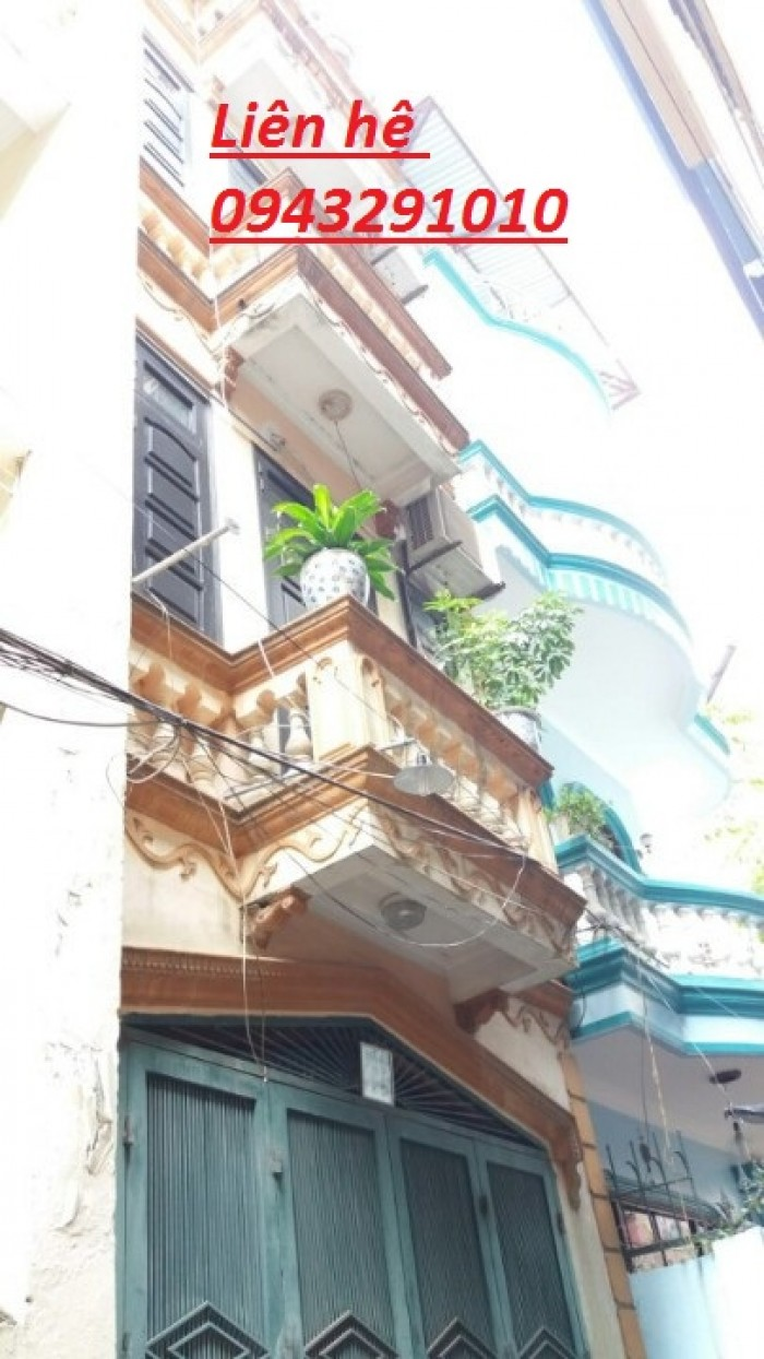 Cần Bán Nhà Riêng Phố Tô Vĩnh Diện, Quận Thanh Xuân, Hà Nội