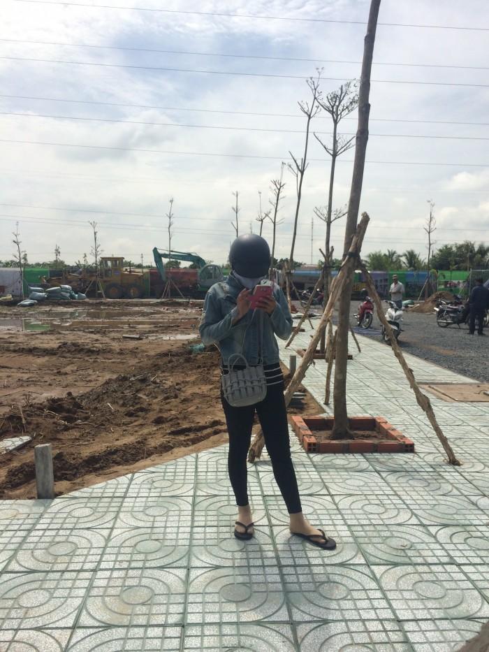 Cần bán gấp khu đất ngay khu công nghiệp Vĩnh Lộc,SHR