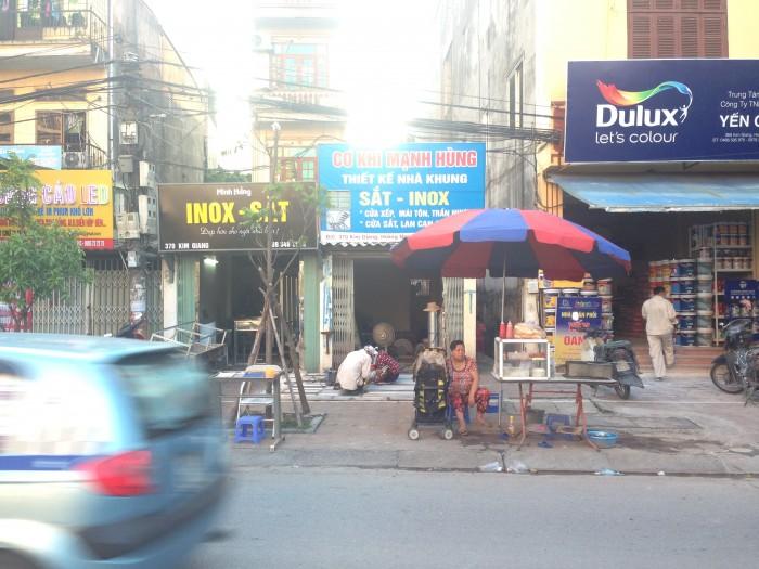 Chủ nhà dễ tính muốn bán CỬA HÀNG mặt phố Kim Giang 106 m2, giá 87 triệu / m2 rẻ nhất dãy phố