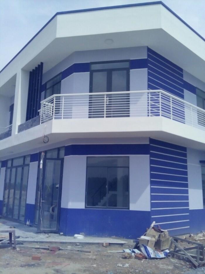 Nhà ở cho cán bộ nhân viên ngay QL13 P Tân Định TX Bến Cát Bình Dương