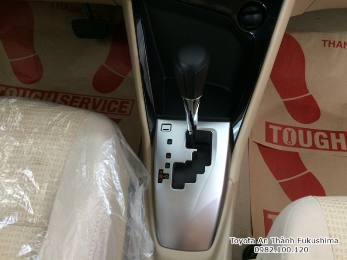 Mua xe Vios trả góp tại TPHCM tại Đại lý Toyota 100% vốn Nhật - Toyota An Thành Fukushima