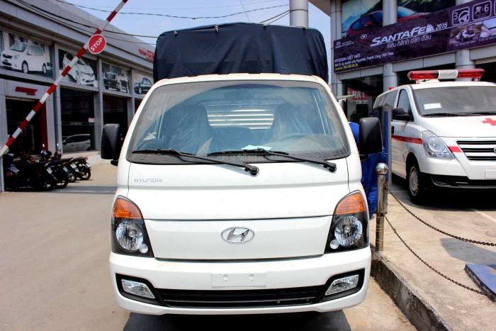 Hyundai H100 2017, xe giao ngay, khuyến mãi đặc biệt, giá cực ưu đãi