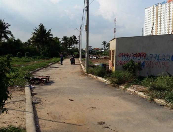 Bán đất nền diện tích 55m2 giá 1 tỷ gần quốc lộ 13 phường Hiệp Bình