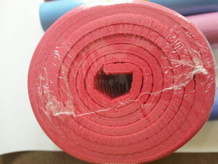 Thảm tập Yoga 6mm cao cấp tặng túi đựng