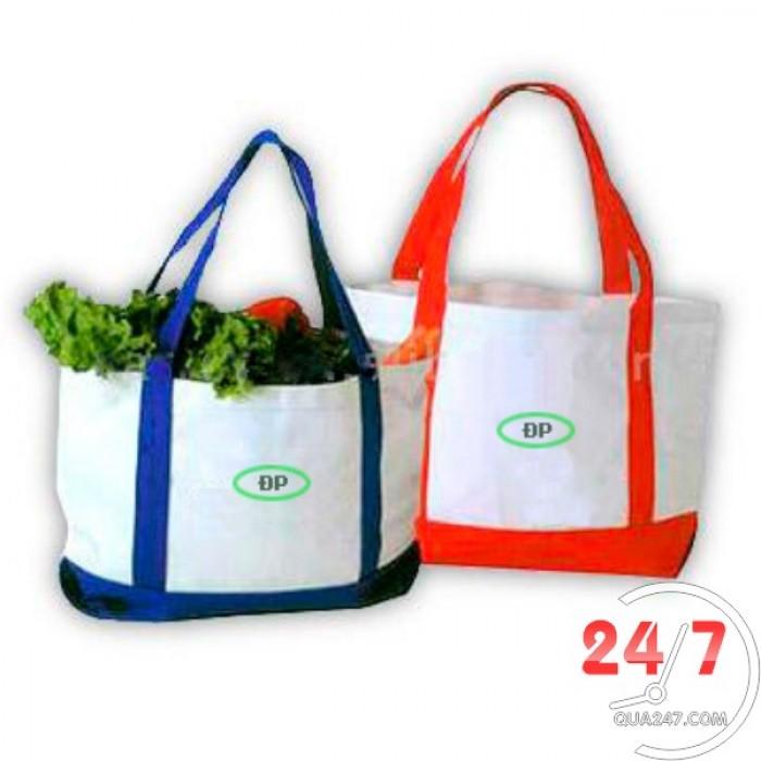 Chuyên cung cấp sll túi vải không dệt in logo giá cạnh tranh nhất