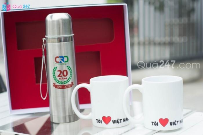Bộ Giftset 21 quà tặng hội nghị in logo công ty sll giá cực tốt