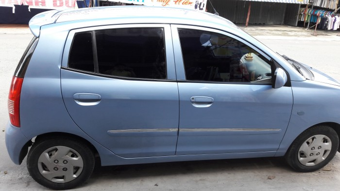 Kia Morning sản xuất năm 2010 Số tay (số sàn) Động cơ Xăng