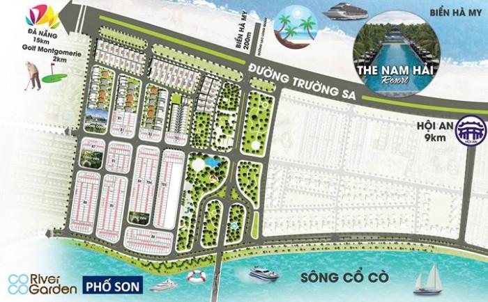 Bán Đất Biển Hà My, 399 triệu/nền Nhà Phố, Biệt Thự, Nhà Vườn, Home Stay