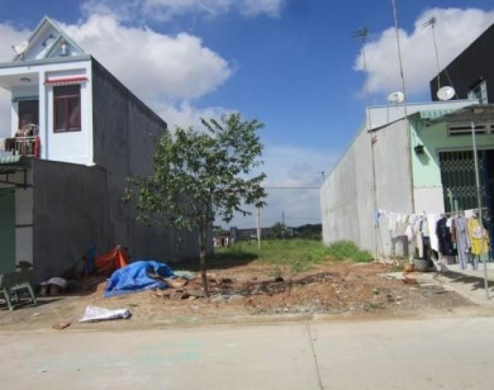 Lô đất Đg NG.HỮU.TRÍ dt 5x18m2 SHR, KCN Tân Tạo