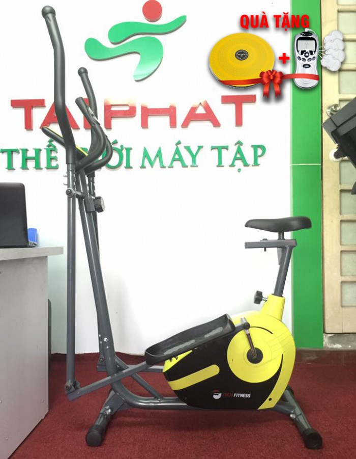 Đế xe đạp tập thể dục Tech Fitness Tf 68EA luôn mang đến sự chắc chắn và an t...