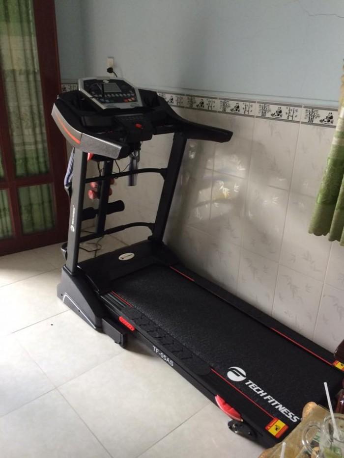 2. Những tính năng nổi bật của máy chạy bộ điện đa năng Tech Fitness TF-05AS So...