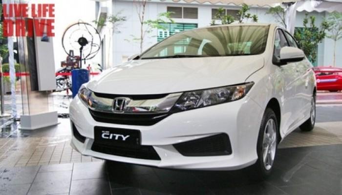 Honda City Màu Trắng 1.5L MT ( số sàn) - Trả Góp Nhanh - Gọn - Lẹ