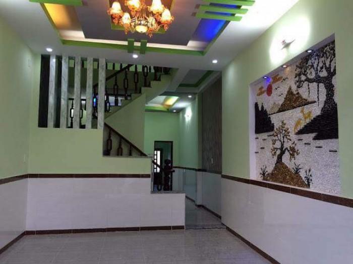 Nhà 120m² 412 Nguyễn Hữu Trí, Bình Chánh SHR