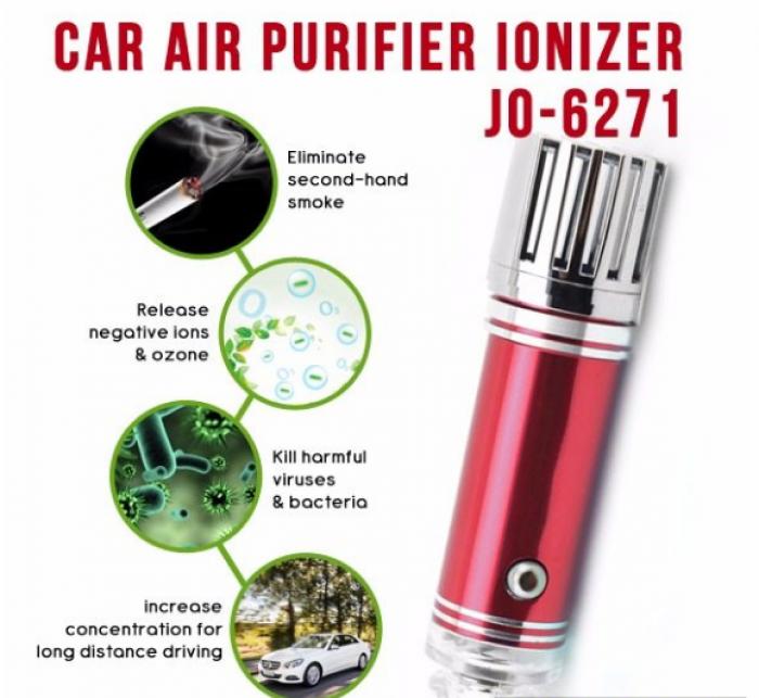 Máy lọc không khí, khử mùi mini Ionkini - MSN181062 0