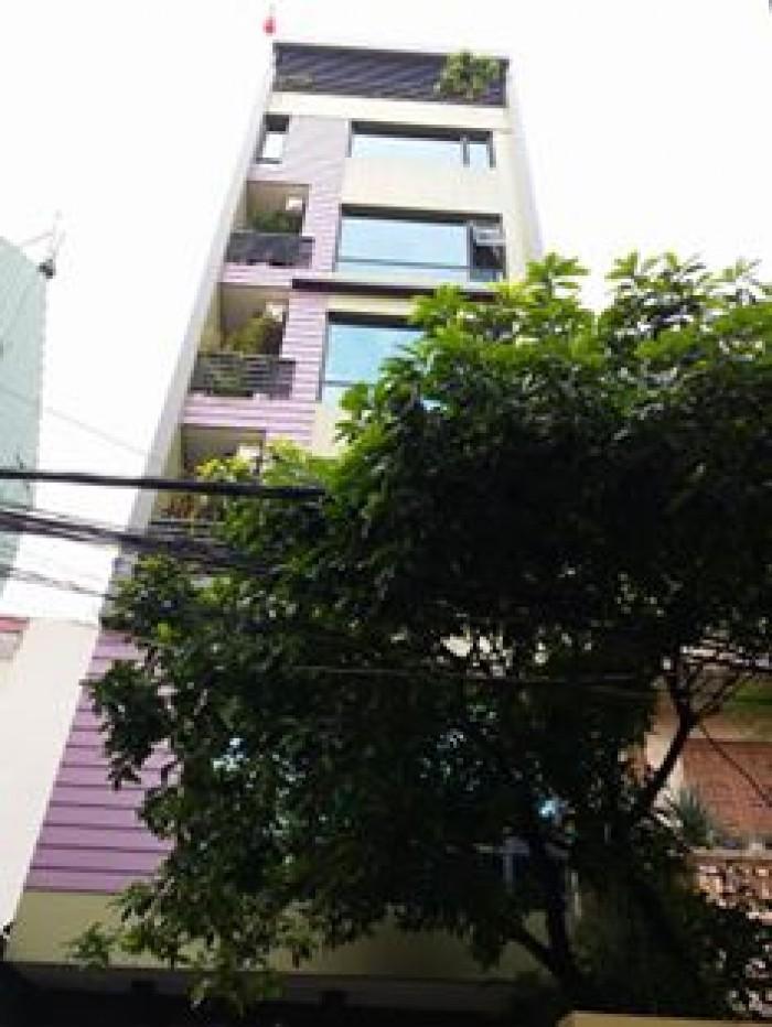 Chính chủ cần bán nhà phố Kim Giang 127m2, xây 7 tầng, mặt tiền 6m. Oto tránh nhau.