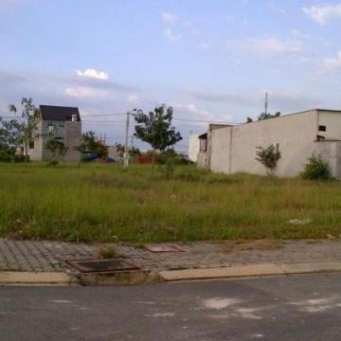 Đất thị trấn bến lức MT QL 1A, nhận sổ ngay,xdtd