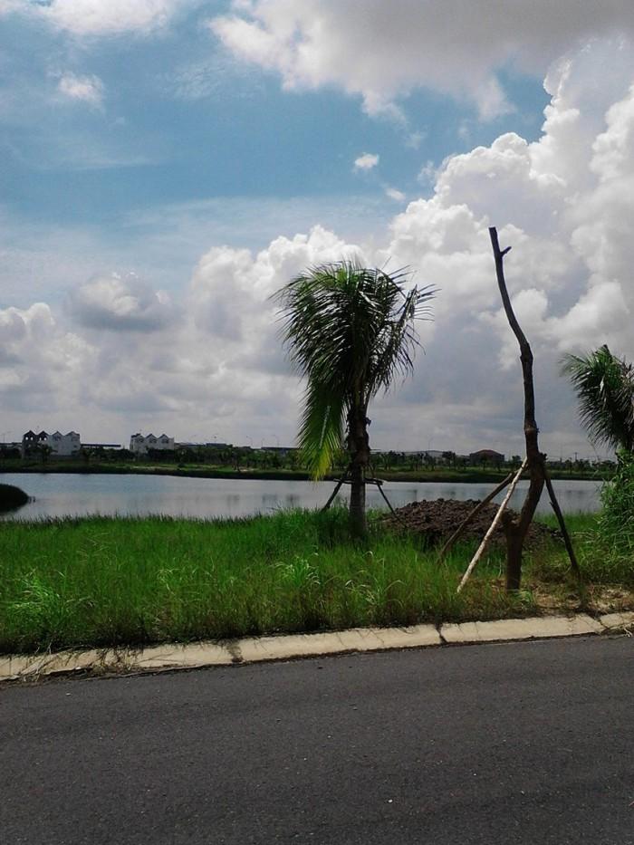 Đất bình chánh ngay mặt tiền trần văn giàu, gần công viên văn hóa đầm sen 2