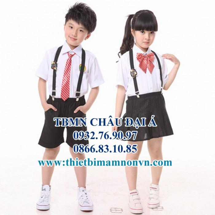Đồng phục giá rẻ , các loại đồng phục mầm non , trẻ em2